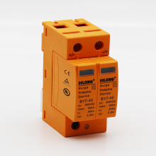 Dc 1000V 600V 20ka~40ka 2P Spd TUV CE UL certificate House Surge Protector Protective Protection Low-voltage Arrester Device 2p surge protective device dc photovoltaic lightning protector low voltage arrester
