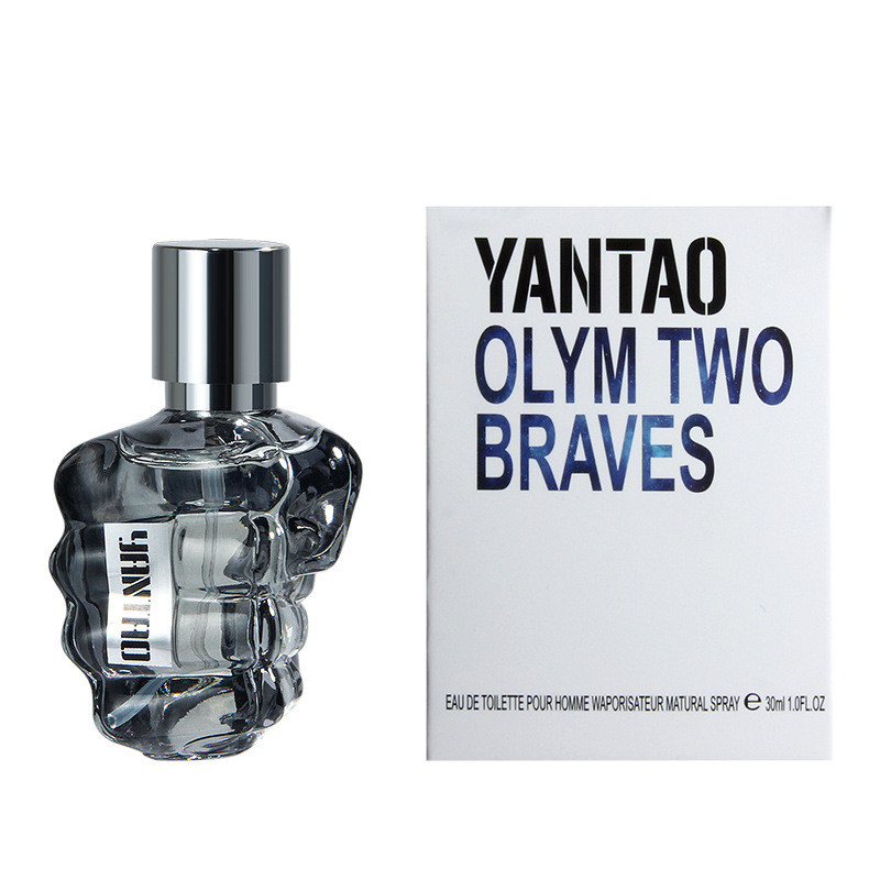Parfum Perfume-Atomizer Flower-Fragrance Refreshing Men Long-Lasting 30ML Glass-Bottle