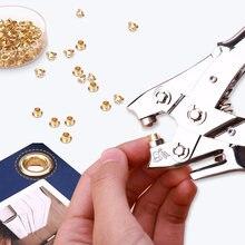Металлические фиксаторы бумажные Дыроколы машина с проушиной