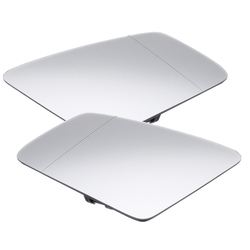 На Алиэкспресс купить стекло для смартфона pair car antifog heated rearview mirror glass for mercedes for benz c-class e-class w204 w212 c207 a207 car exterior parts