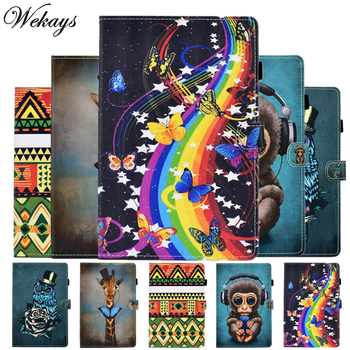 Coque For Huawei MatePad T8 2020 8.0 inch Case Kobe2-L03 Kob2-L09 Cartoon Leather Cover For MatePad T8 T 8 Tablet Cover Cases чехол zibelino tablet для huawei matepad t8 8 0 inch black zt hua t8 8 0 blk