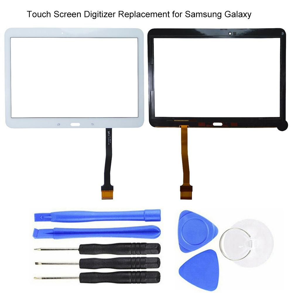 Touch Glass Screen Digitizer replacement part for Samsung Galaxy TAB 4 SM-T530NU