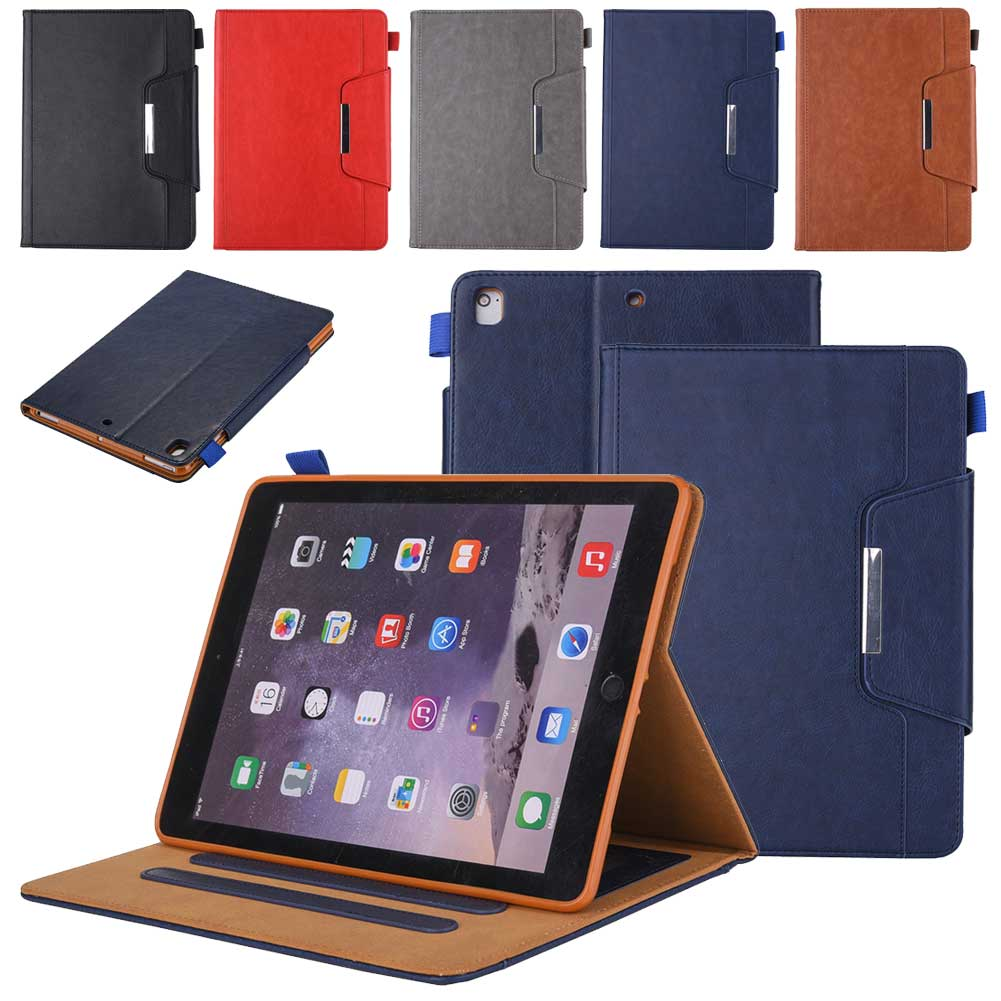 Generation for Apple with A2200 Case Card-Slot A2197 A2232-Cover iPad 7-7th