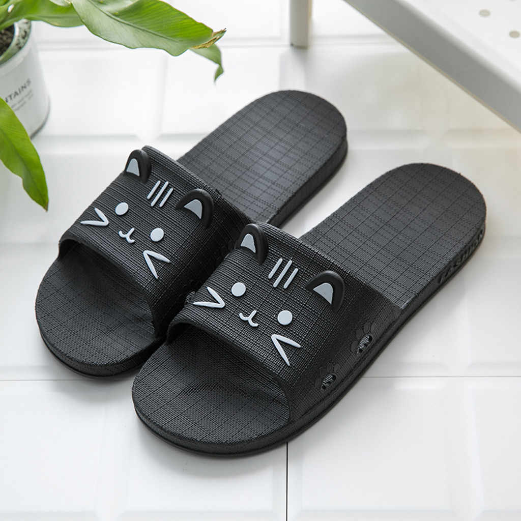 Zomer Mannen Slippers Hoge Kwaliteit Mannen 'Home Binnenshuis Floor Familie Schoenen Douche Slippers Sandalen Skidproof Slippers #20