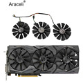 New 87MM PLD09210S12M PLD09210S12HH Cooling Fan Replace For ASUS Strix GTX 1060 OC 1070 1080 GTX 1080Ti RX 480 Graphics Card Fan