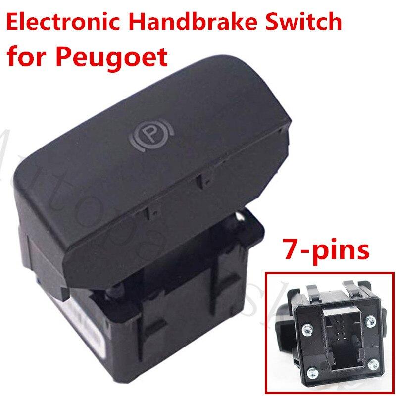 Подлинный для PEUGEOT 3008 и 5008 электрический ручной тормоз переключатель 470706