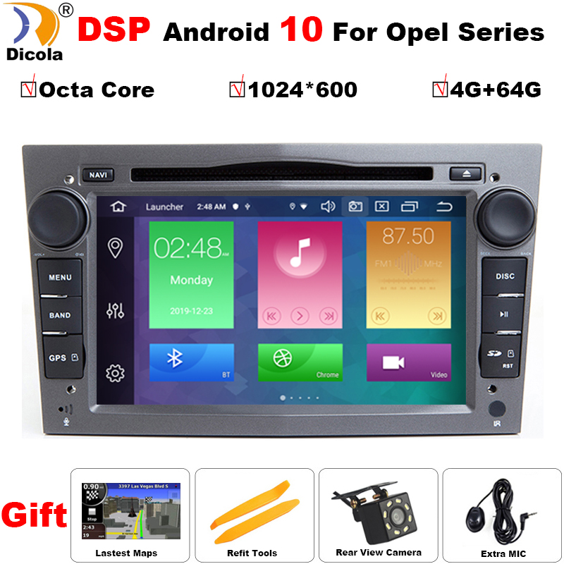 """4 XCore Android 6 RCD 210 8/"""" Autoradio 1 Go rns510 rcd310 rns310 rcd510 rns315"""