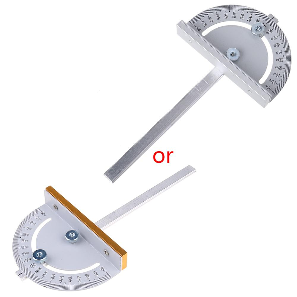 Mini Table Saw Circular Saw Table DIY Woodworking Machines T Style Groove Angle Ruler