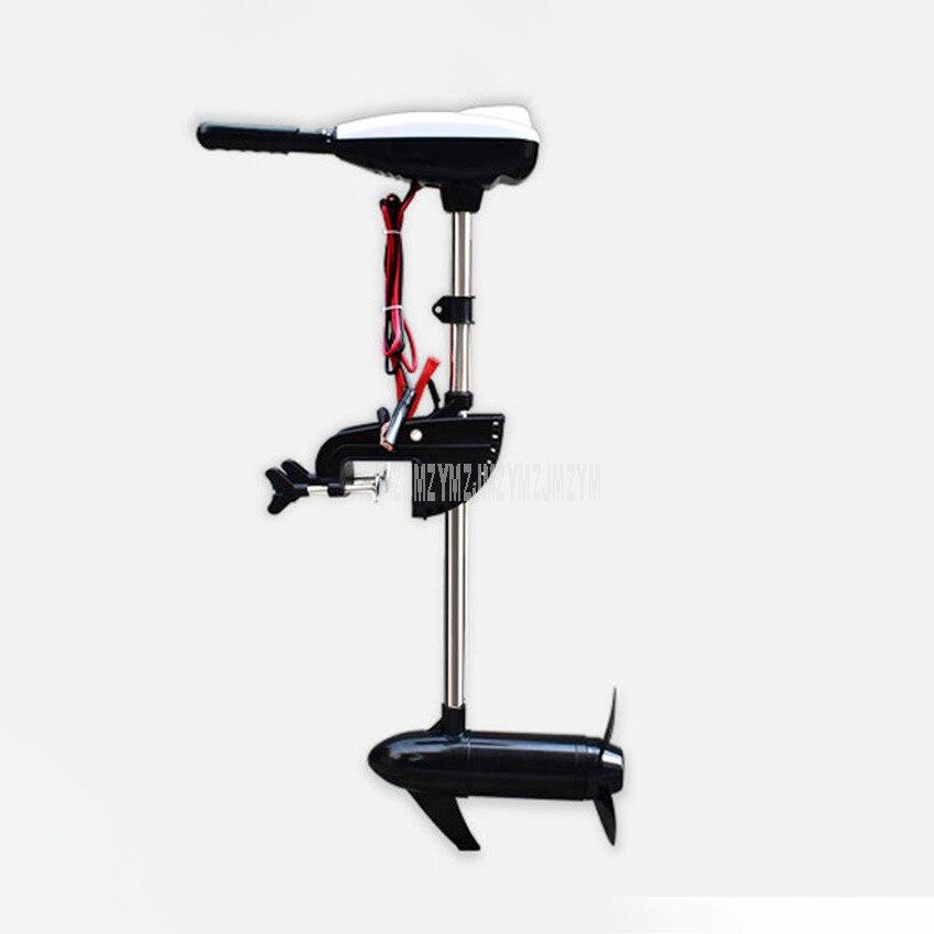 12В Электрический Подвесной Мотор Пропеллер надувной/пластиковый/деревянный лодочный двигатель высокого качества 12В 28lb/36lb/46lb/50lb/60lb/68lb