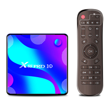 2020 Android TV BOX X88 PRO10 Smart