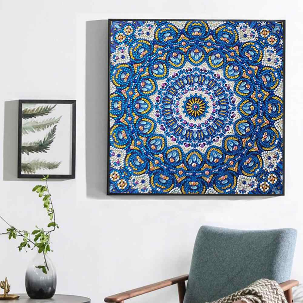 5D DIY Special Shaped Diamond Painting Animal Cross Stitch Embroidery Diamond Painting for Wall Decoration Gifts