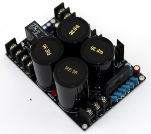 Image 3 - KYYSLB AC çift 34V 500W 12A NOVER güç filtresi doğrultucu kurulu hoparlör hoparlör koruma levhası
