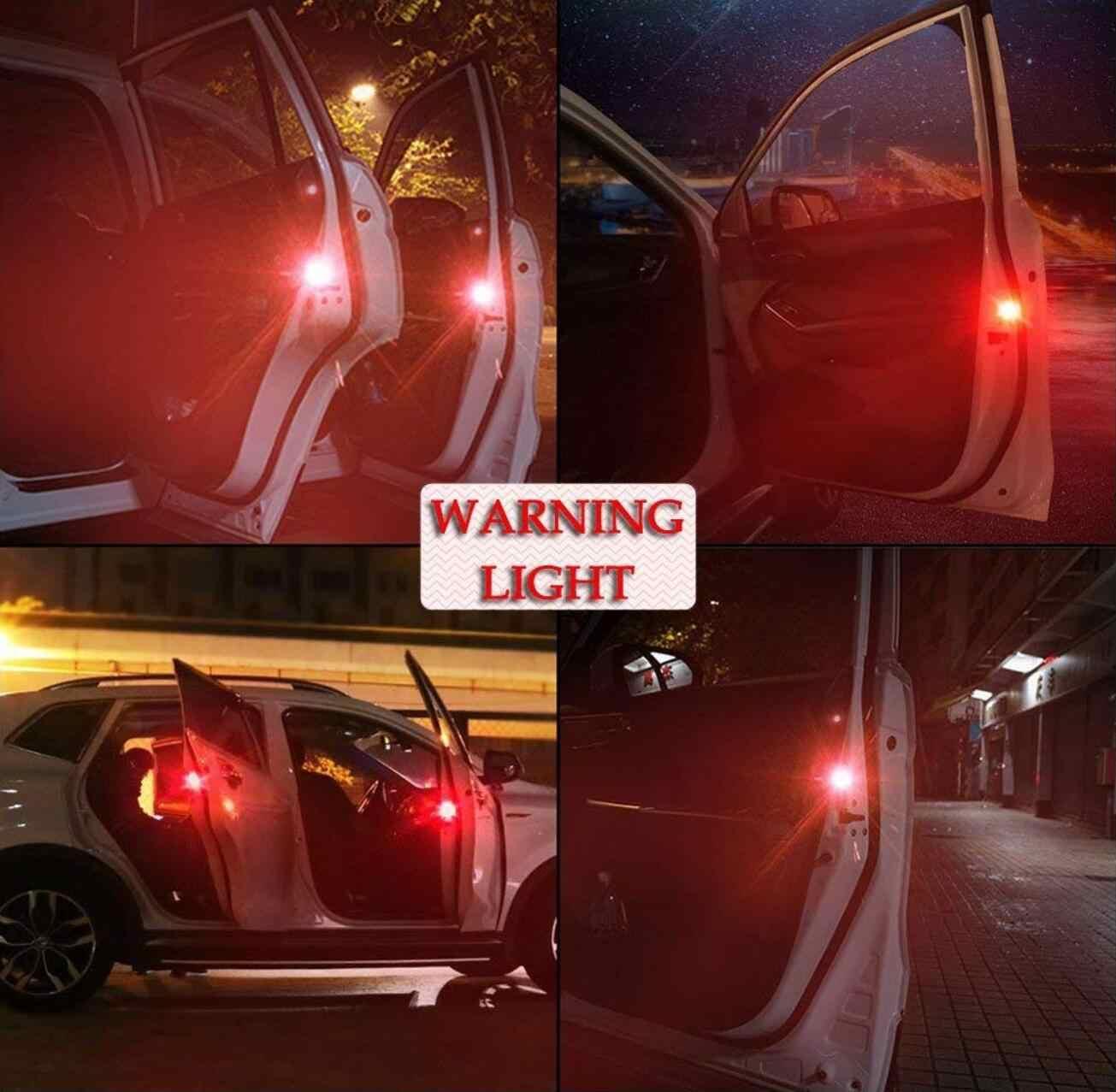 فتح باب السيارة أضواء التحذير اللاسلكية لفورد فوكس 2 3 Chevrolet كروز هيونداي سولاريس فيات 500 500C 500L