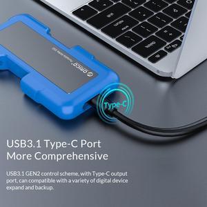 Image 3 - ORICO Bên Ngoài SSD 1TB SSD 128GB 256GB 512GB M.2 NVME SSD NGFF SSD Di Động Ổ Cứng SSD với Loại C USB 3.1