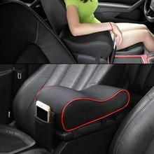 цена на Universal Car Armrest Pad Auto Armrests Car Center Console Arm Rest Seat Box Pad Vehicle Protective Car Styling