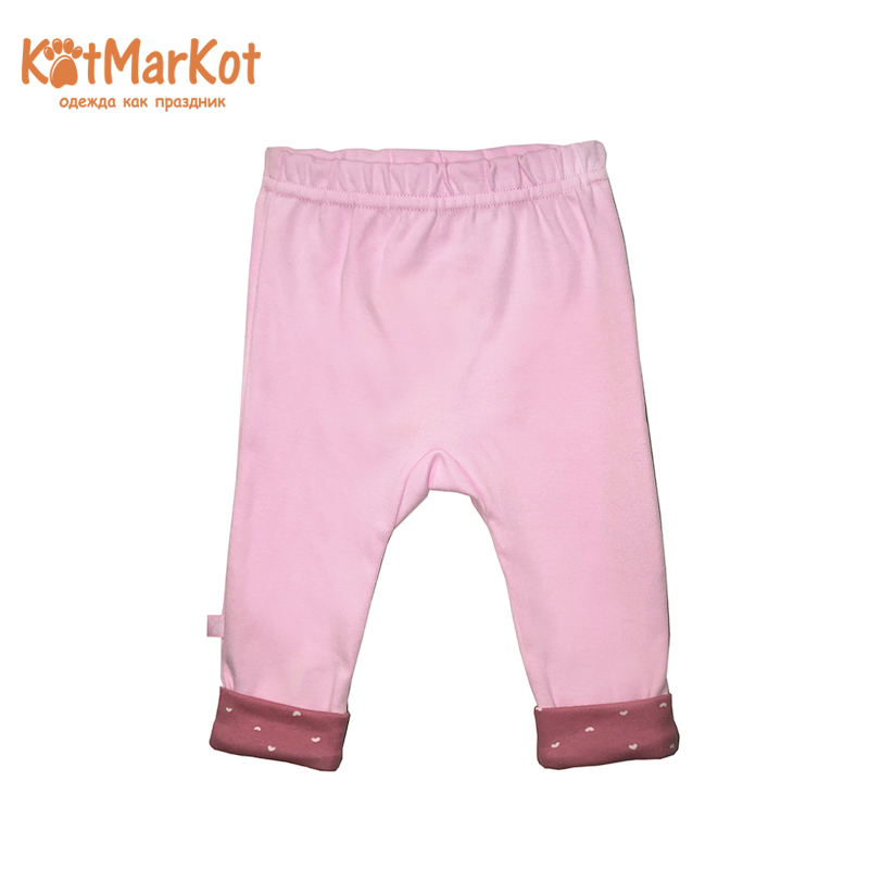 купить Pants & Capris Kotmarkot 5997  baby  childhood newborn cat sotmarket clothes sliders footies Cotton cat sotmarket Girls дешево