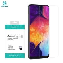 لسامسونج غالاكسي Samsung Galaxy F41 A50 A20 A30 M30 M30S M31 M21 الزجاج المقسى Nillkin H + برو المضادة للانفجار 2.5D 9H حامي الشاشة الزجاج