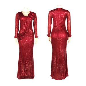 Image 4 - African Dresses For Women Africa Clothing Muslim Long Dress High Quality Fashion African Dress For Lady