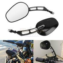 Мотоцикл зеркало заднего вида зеркала Стекло обратной стороне