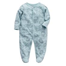 Girl Costume Romper Cartoon Baby Clothing Newborn Boy Infantis Cotton 6-9 12m Full 3