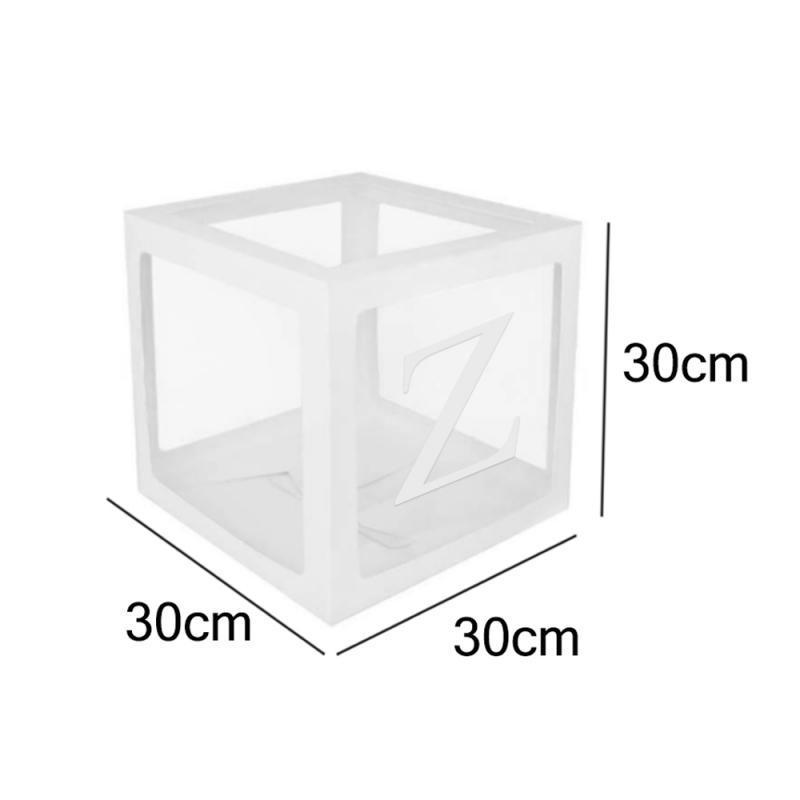 Gift Boxes Christmas Letter A-Z Cube Birthday Transparent Gift Box Clear Window Candy Favors Artificial Gifts Marriage Wedding