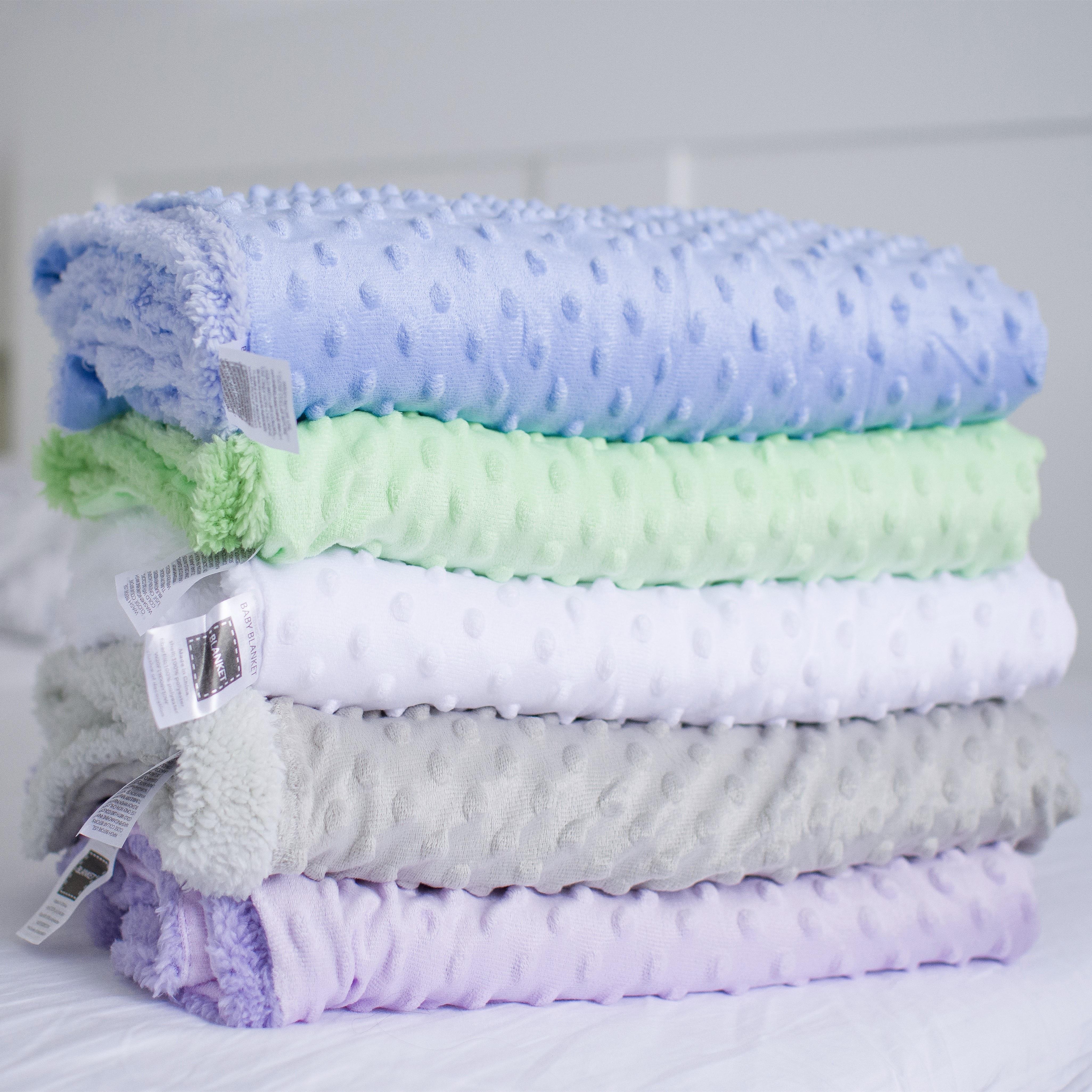 Newborn Baby Blankets Stroller Fleece Blankets Newborn Infant Soft Velvet Baby Blanket Sleeping Swaddle Toddler Quilt Bebe