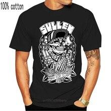 Sullen Clothing Pray For Surfer Choloha Capsule T Shirt Black S 3Xl New Unisex Fashion T Shirts Top Tee 033467