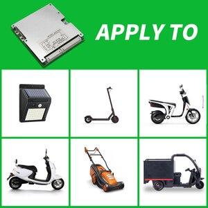 Image 5 - Qucc BMS 13S 48V 15A 20A 30A 40A 50A 60A100A 120A 18650 איזון PCB סוללת ליתיום הגנת לוח לרכב חשמלי Ebike