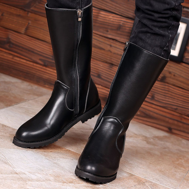 Classy Genuine Leather Boots 2