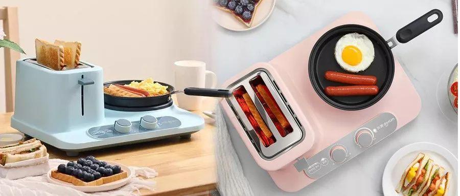 不开火,5分钟做出全套营养早餐
