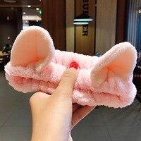 pink cat ears