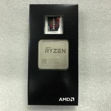 AMD Ryzen 7 2700X R7 2700x3.7 GHz, 8 cœurs à filetage sintein, 16M, prise 105W processeur dunité centrale AM4