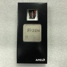 Processador amd ryzen 7 2700x r7 2700x, cpu de 3.7 ghz com oito núcleos, 16m 105w «soquete am4