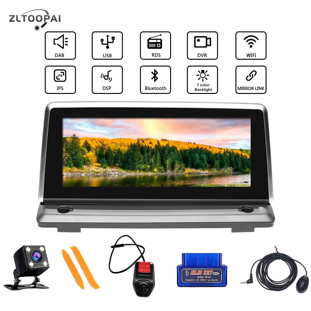 Android 10.0 Car Player For Volvo XC90 2007-2013 Multimedia Player GPS Navigation Stereo Satnav Head Unit Multimedia Radio IPS