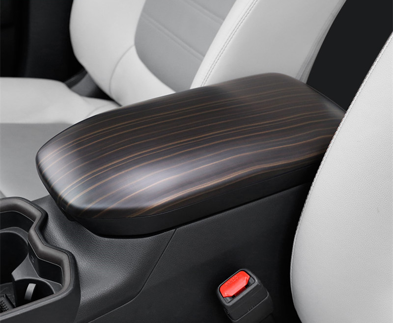 Car armrest Console cover cushion Support box armrest top matte Liner car style For Toyota RAV4 <font><b>RAV</b></font> <font><b>4</b></font> <font><b>2019</b></font> 2020 image
