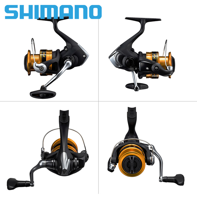 NEW Best SHIMANO FX Fishing Spinning Reel 2000-C4000 max drag 4kg/8.5kg Fishing Reels cb5feb1b7314637725a2e7: 2000|2500|2500HG|4000|C3000