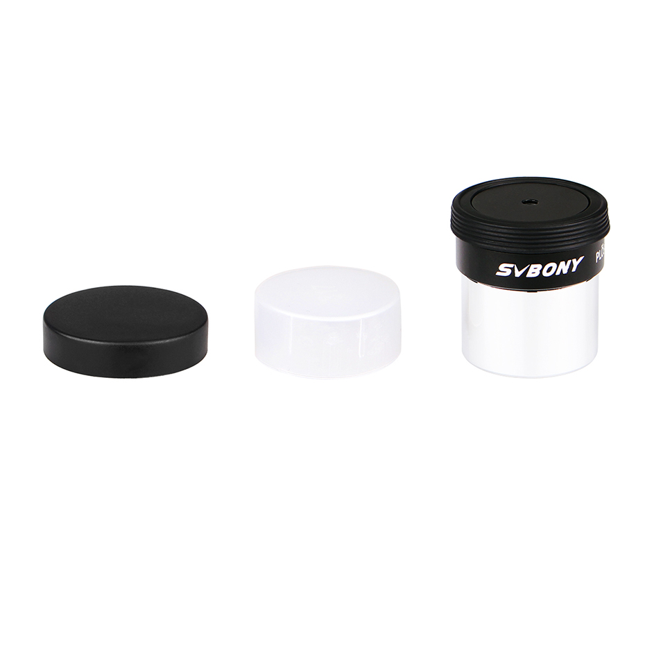 SVBONY 1.25 Inch 4mm Eyepiece Plossl Fully Coated Eyepiece for Astronomical Telescope Monocular Ocular F9158