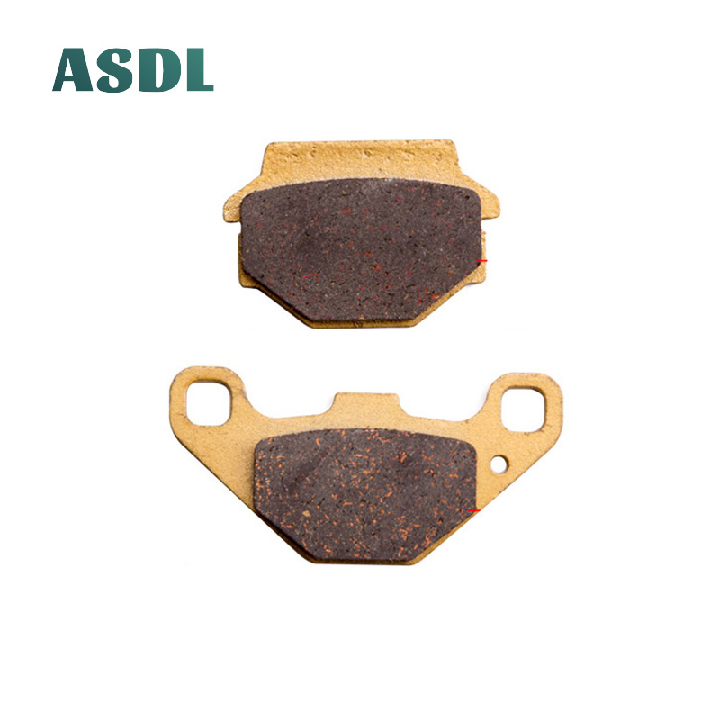 Motorcycle Front Brake Pads For Suzuki RB RG OR ZR TV 50 <font><b>GT</b></font> 80 125 TR TU GN GS X4 125 GSX 250 400 ET <font><b>240</b></font> NZ 250 #e image
