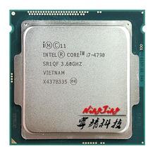 Intel Core i7 4790 i7 4790 3.6 GHz Quad Core CPU Processor 8M 84W LGA 1150