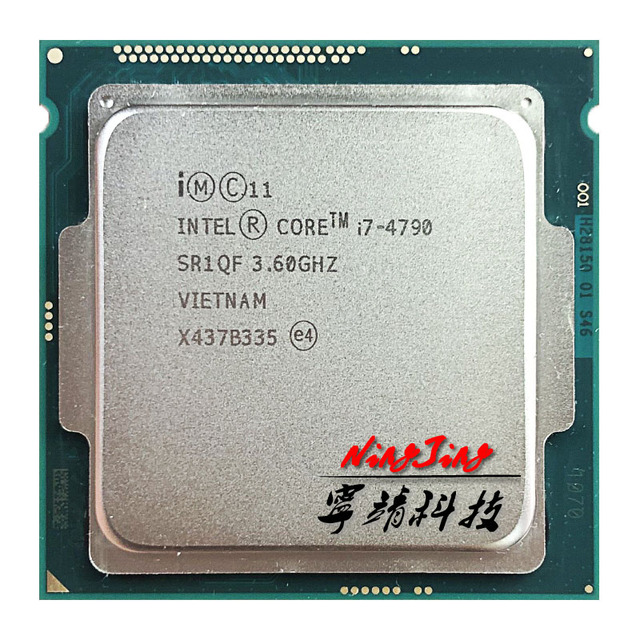 Intel Core i7 4790 i7 4790 3.6 GHz Quad Core CPU Processor 8M 84W LGA 1150