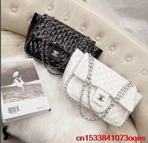 Luxury Designer Brand Chanel- Handbag Shoulder Bags Women Messenger Bag Bolsa Feminina Handbags C109