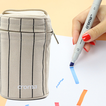 Croma Art Markers Borstel Pen 12/24/36/48/60/72/216 Kleuren Schets alcohol Gebaseerd Markers Dual Headed Manga Ontwerp Pennen Art Supplies