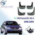 Комплект брызговиков для VW Passat B5 / B5.5 1998-2004, брызговики, брызговики для передних и задних брызговиков, 2003, 2002, 2001, 2000, 99