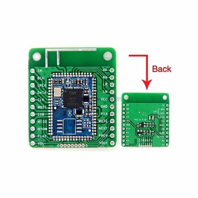 PA213 Bluetooth 5.0 Module CSR8675 Module Bluetooth Audio Module I2S//SPDIF out