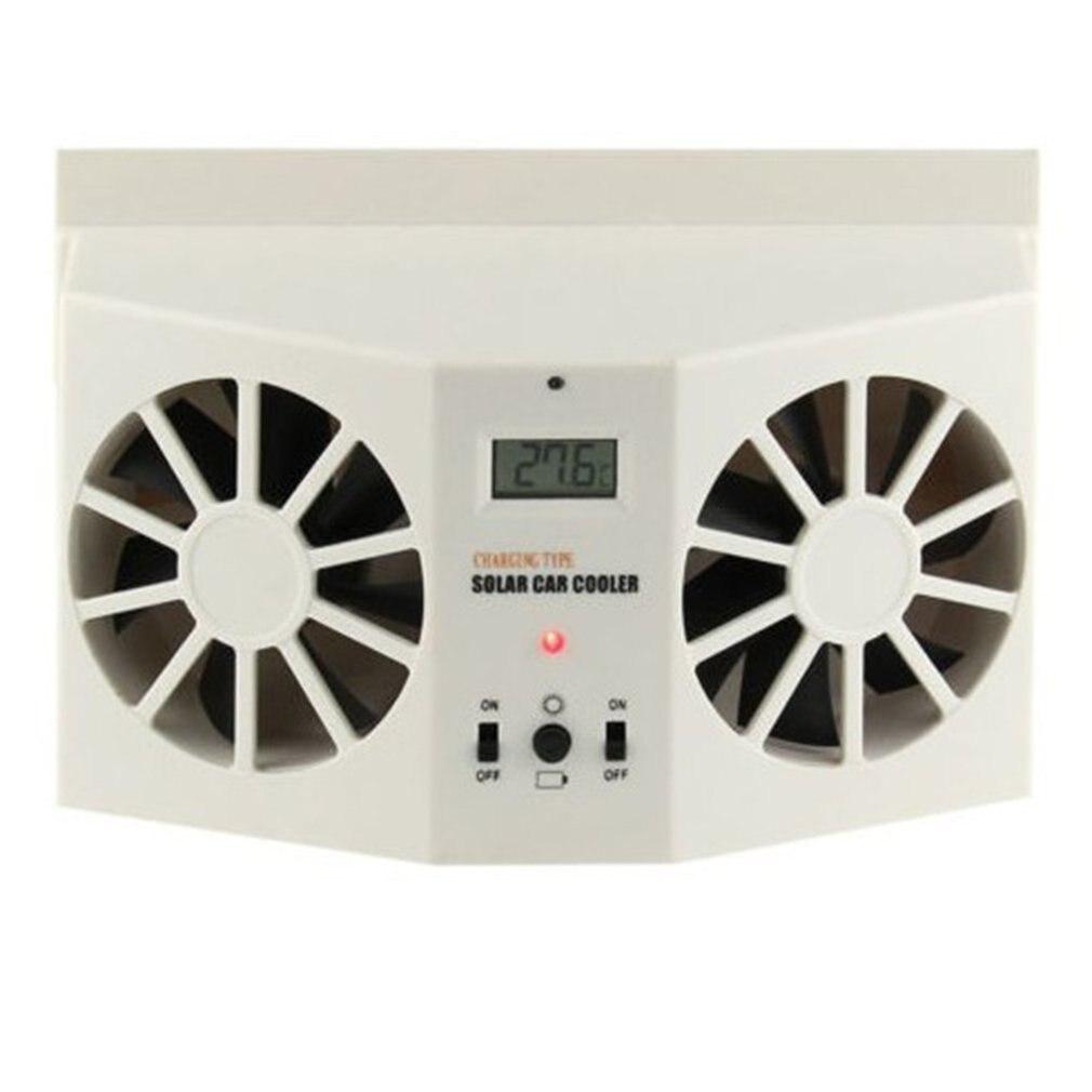 2W car solar exhaust fan solar car exhaust fan car solar cooling artifact Exhaust Heat Exhaust Fan durable|Exhaust Fans| |  - title=