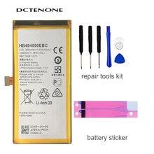 Dctenone Сменный аккумулятор для телефона hb494590ebc huawei