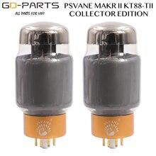 Psvane mark ii KT88 TII 진공관 교체 kt88 6550 콜렉터 에디션 빈티지 hifi 오디오 튜브 앰프 diy 업그레이드 쌍 쿼드