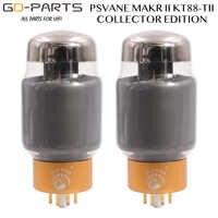Repuesto de tubo de vacío PSVANE Mark II KT88-TII KT88 6550 edición coleccionable para amplificador de tubo de Audio Hifi Vintage par de actualización DIY Quad