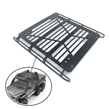RC Crawler Car Body Roof Rack Luggage Racks For 1/10 1:10 Scale Traxxass TRX-6 Benzz 6X6 G63 Model Toys Truck Parts(China)
