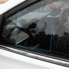 Película protectora para ventana lateral de coche, antiniebla, a prueba de lluvia, e-tron para audi, Seat Ateca, Alfa Romeo, Stelvio, Mazda 6, cx3, cx5, CX-5, cx7